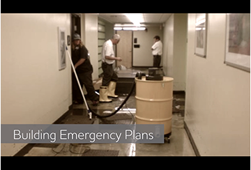 Link to Building Emergency Plan video