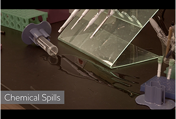 Link to Chemical Spills video