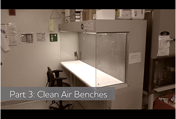 Link to Clean Air Bench video