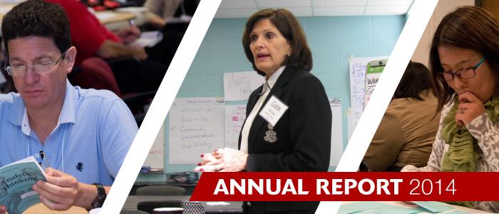 delphi center annual report