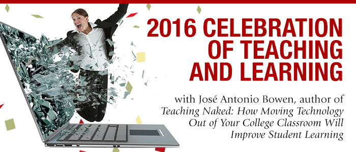 2016 Celebration of Teaching and Learning
