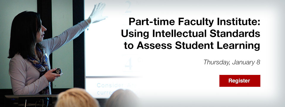 Tools to Help You Blend Critical Thinking Standards into Everyday Assessment