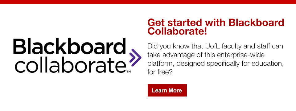 Get Started with Blackboard Collaborate!