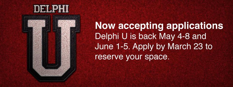 2015 Delphi U