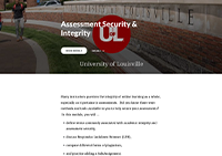 Assessment Security and Integrity Module