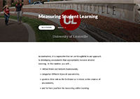 Measure Student Learning
