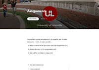 Assignments Module