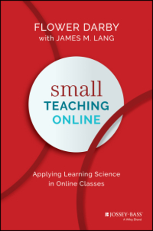 Small Teaching Online - Book Image
