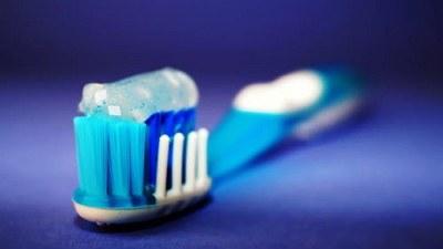 Image of tooth brush University of Louisville
