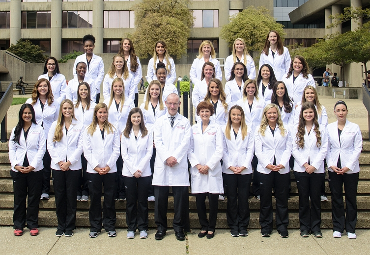 Image of the University of Louisville Dental Hygiene class of 2020