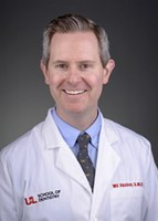 Image of Dr. Wil M. Abshier, Jr., DMD at the University of Louisville School of Dentistry