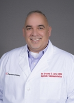 Image of Dr. Gregory Lord, DMD at the University of Louisville School of Dentistry