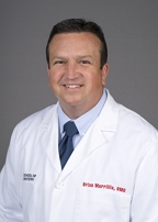 Image of Dr. Brian Marrillia, DMD at the University of Louisville School of Dentistry