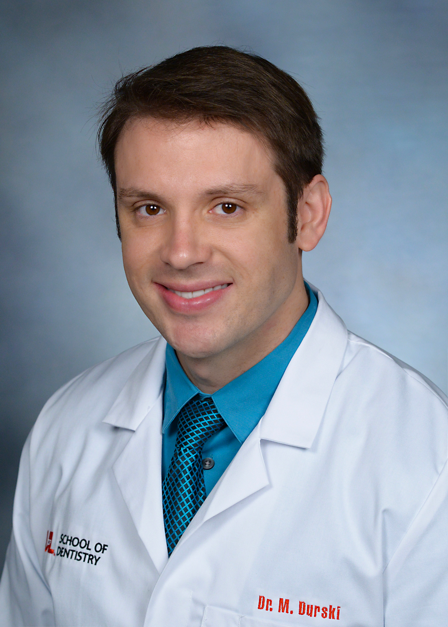 Image of Dr. Marcelo Durski, DDS, MDS, PhD at the University of Louisville School of Dentistry