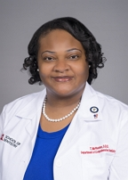 Image of Dr. Tiffany McPheeters, DDS at the University of Louisville School of Dentistry