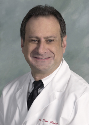 Image of Dr. Daniel A. Fadel, DMD at the University of Louisville School of Dentistry