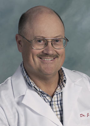 Image of Dr. Joseph A. Haake, DDS at the University of Louisville School of Dentistry