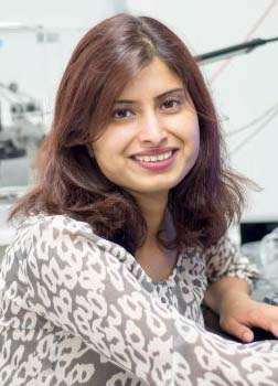 Image of Dr. Juhi Bagaikar, PhD - Oral Immunology Infectious Diseases - University of Louisville School of Dentistry