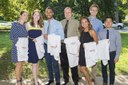 Dental Class of 2019 and Dental Hygiene Class of 2017 mark their entry into dentistry