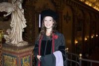 Dental school graduate poised to help shape future of the profession