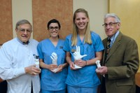 Dentistry turns art for a good cause