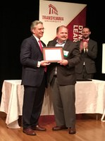 Grant receives high honor from Transylvania University