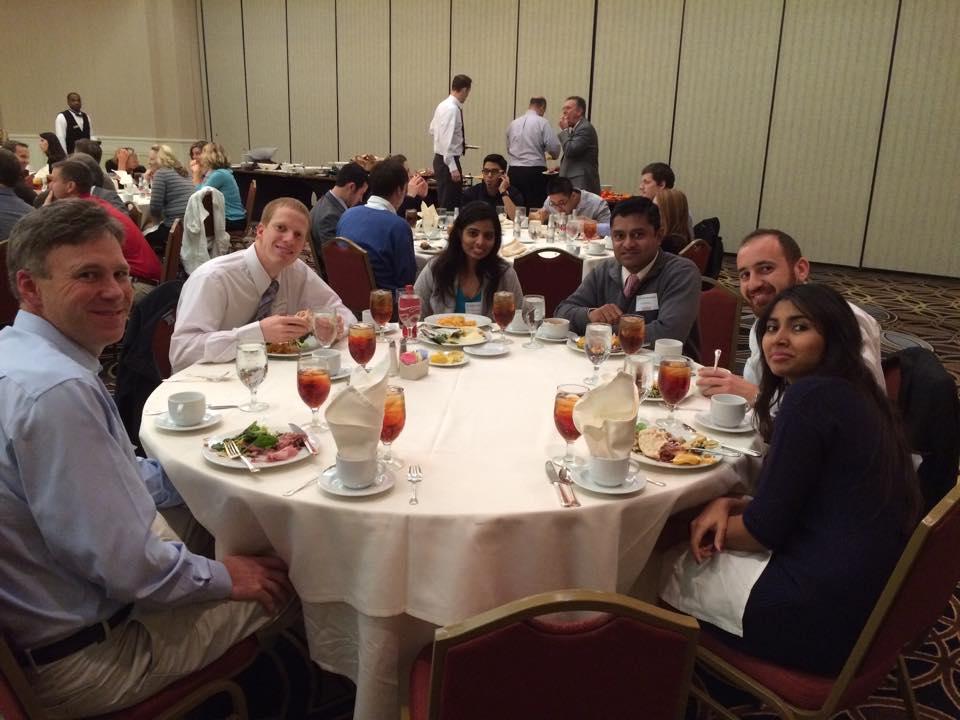 Orthodontics Alumni Reunion a Hit