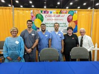 Program at the Kentucky State Fair reaches milestone with 2000th oral cancer screening