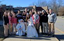 UofL School of Dentistry students present to Jeffersontown Elementary students