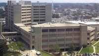 Image of the ambulatory care building - University of Louisville School of Dentistry