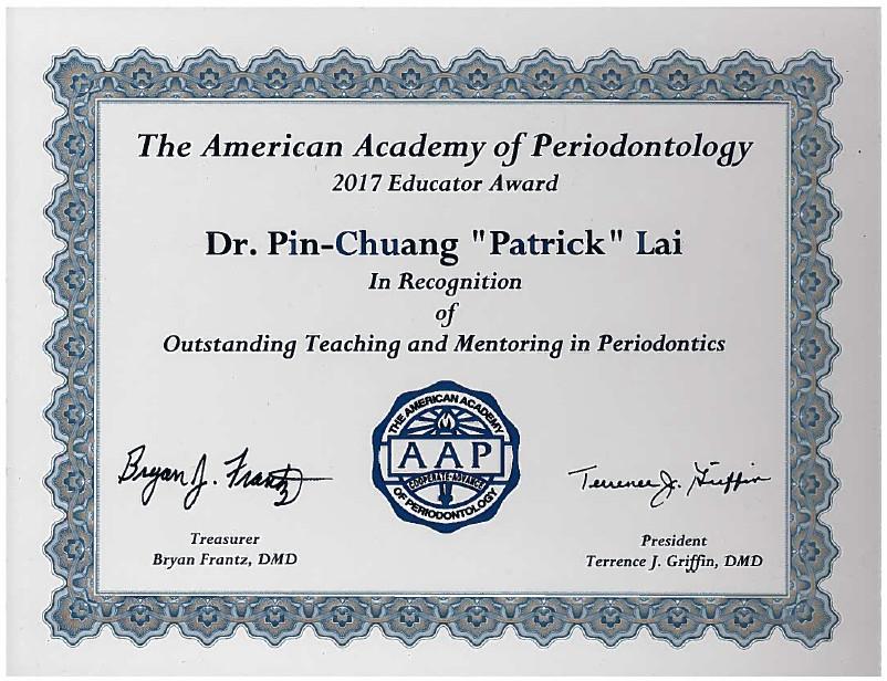 Periodontics Residency — School of Dentistry