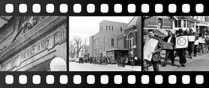 Parkland Neighborhood History