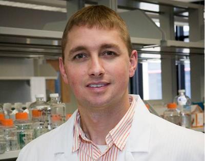Bradford Hill, PhD /><h3>Bradford Hill, Ph.D.</h3><p>Assistant Professor of Medicine<br /><a href=