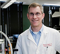 Daniel Conklin, PhD, Director of the Diabetes and Obesity Center Animal Models and Phenotyping Core