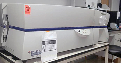 flow cytometry equipment