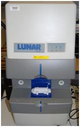 Lunar PIXImus x-ray absorptionmetera