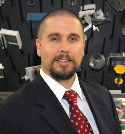 Steven Jones, PhD, Director of the Diabetes and Obesity Center Imaging and Physiology Core