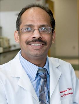 Sanjay Srivastava,PhD, Director of the Diabetes and Obesity Center Pathology and Bioanalytics Core