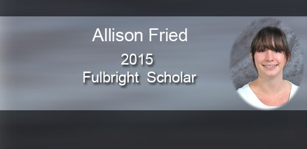 CEHD has a 2015 Fulbright Scholar