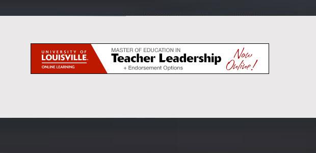 Master of Education in Teacher Leadership Now Online