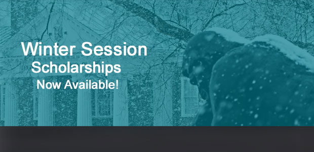 Winter Session Scholarship