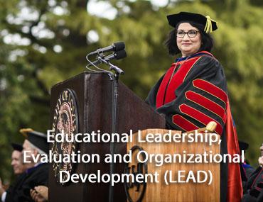 Department of Educational Leadership, Evaluation and Organizational Development