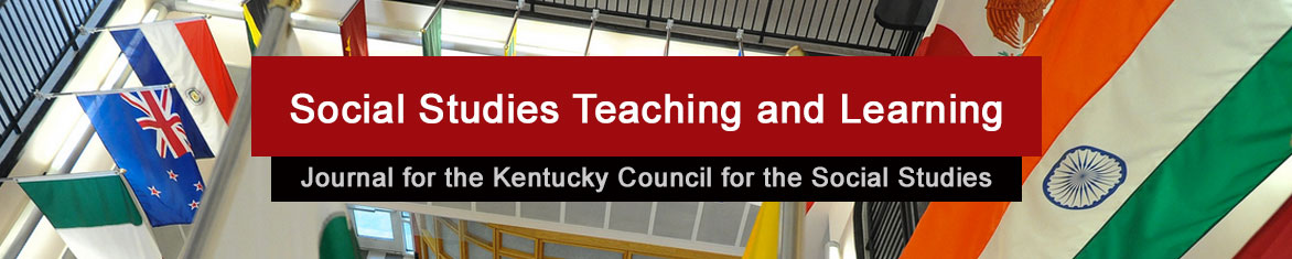Journal for the Kentucky Council for the Social Studies