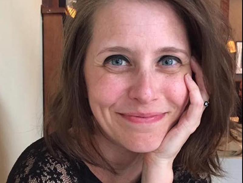 Sarah Strickley's short story wins journal prize