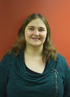 Photo of PhD Student Caitlin Ray
