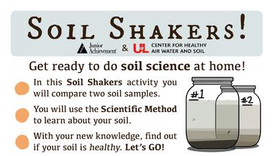Title of Soil Shaker Experiment