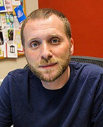 photo of Rob Detmering