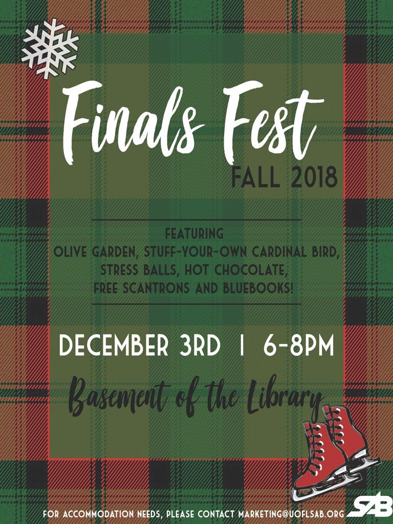 Finals Fest 18