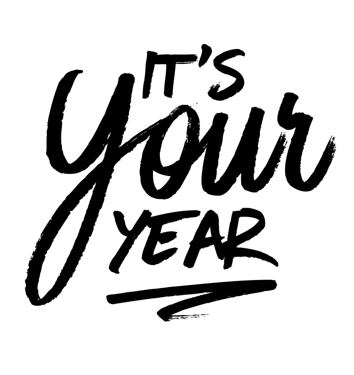 Its Your Year