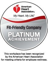 AHA Platinum Certification Seal